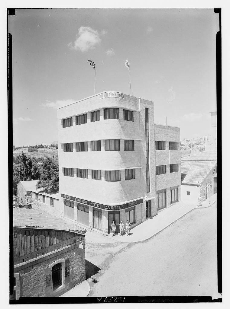 Church Army behind Rex Cinema, July 26, '43