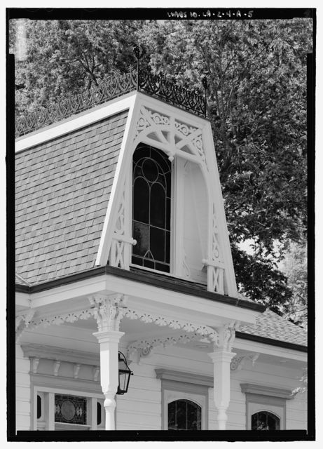 Church of the Immaculate Conception, Rectory, 145 Church Street, Natchitoches, Natchitoches Parish, LA