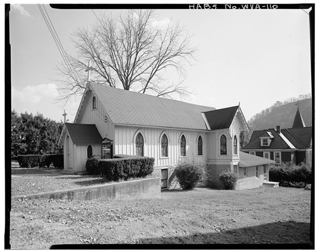 Church of the Incarnation (Episcopal), Route 219, Ronceverte, Greenbrier County, WV