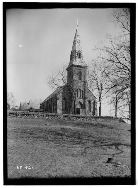 Church of the Madonna, Church Street, Fort Lee, Bergen County, NJ