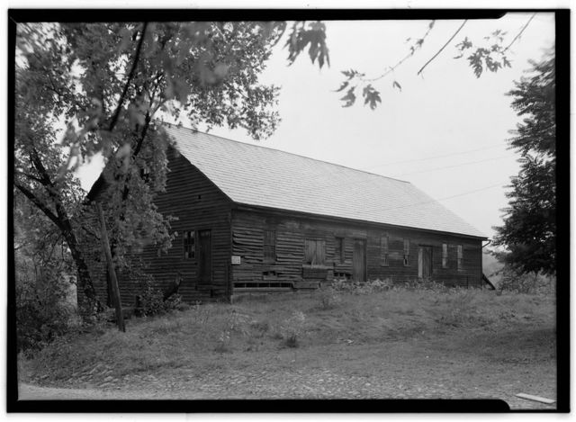Cider Mill, Planing Mill & Cabinet Shop, Second & Foltz Streets, Zoar, Tuscarawas County, OH