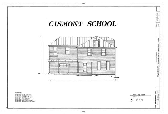 Cismont School, Louisa Road, Keswick, Albemarle County, VA