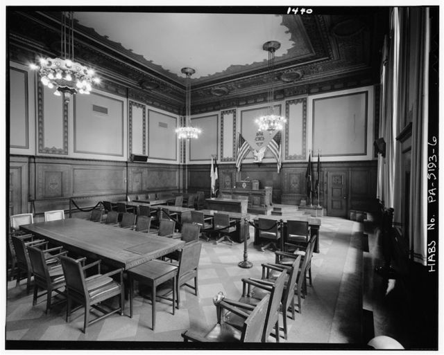 City-County Building, 414 Grant Street, Pittsburgh, Allegheny County, PA