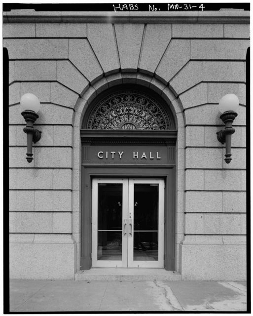 City Hall, 411 West First Street, Duluth, St. Louis County, MN