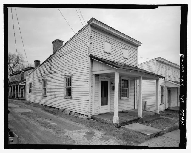 Claiborne Robinson House, 113 North Mulberry Street, Georgetown, Scott County, KY
