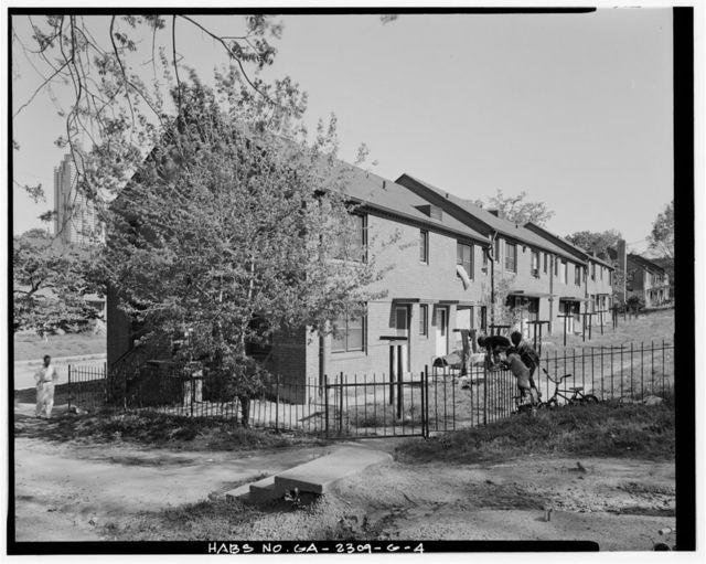 Clark Howell Homes, Building D-3, 454 Venable Street, Atlanta, Fulton County, GA