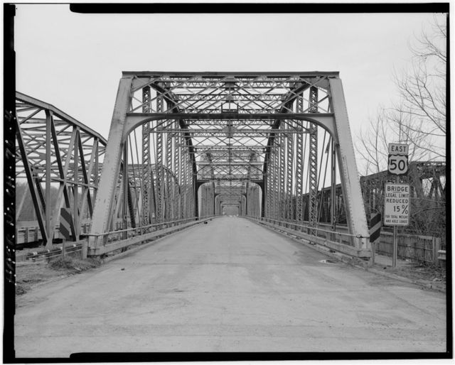 Cleves Bridge, Spanning Great Miami River on U.S. Highway 50, Cleves, Hamilton County, OH