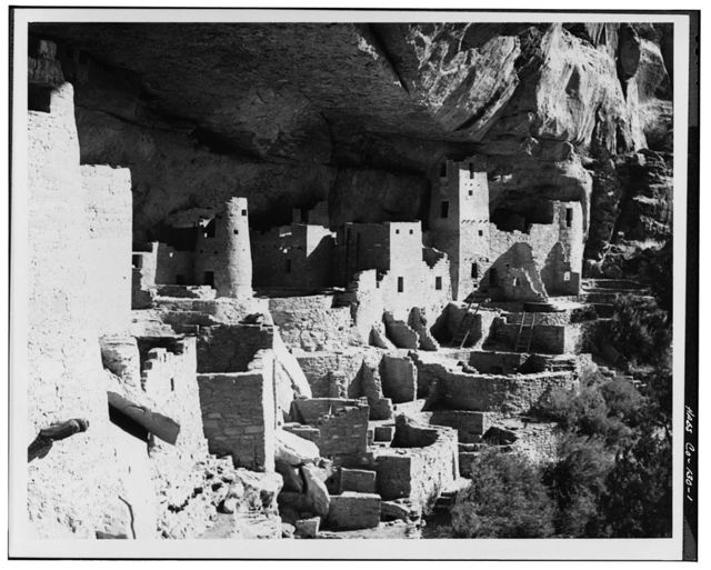 Cliff Palace, Cortez, Montezuma County, CO