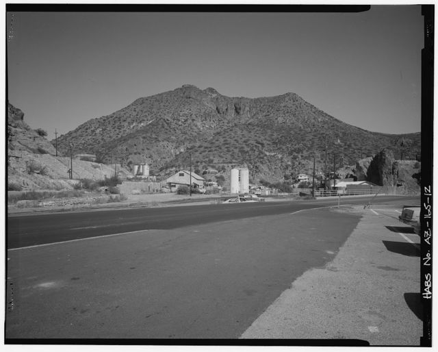 Clifton Townsite, Confluence of Chase Creek & San Francisco River, Clifton, Greenlee County, AZ
