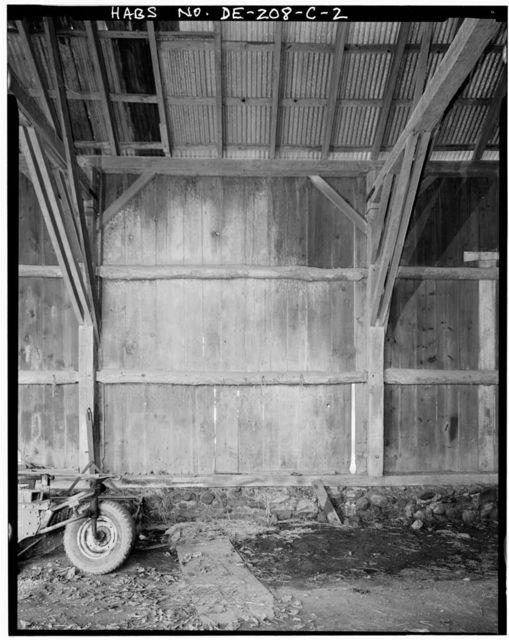 Cochran Grange, Threshing Barn, U.S. Route 301, West of Route 71, Middletown, New Castle County, DE