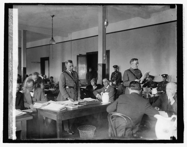 Col. Mitchell & Lt. Col. Joseph J. McMullen, 10/28/25