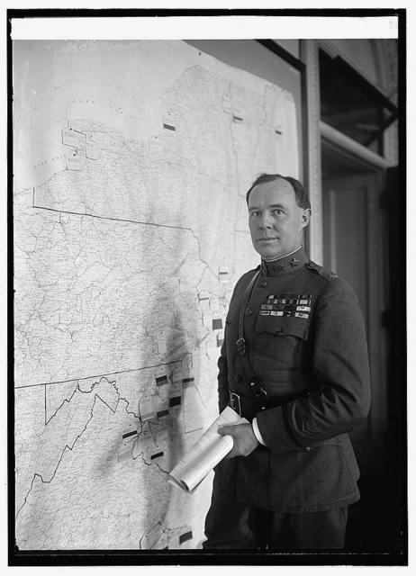 Col. Waite C. Johnson, 3/19/23