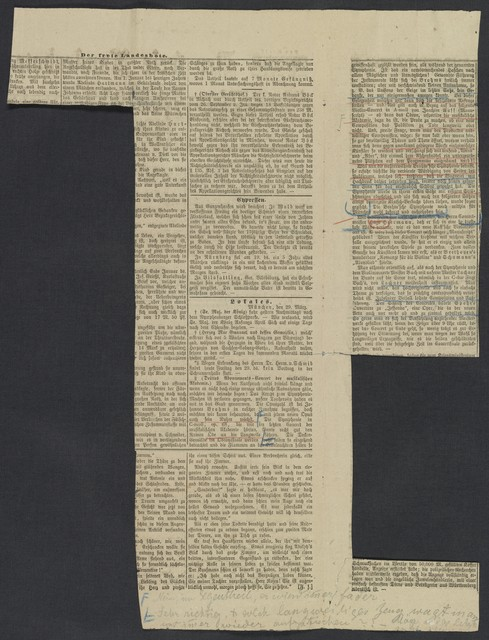 [Collections of newspaper clippings of concert notices and reviews]