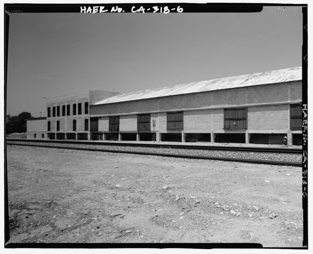 College Heights Lemon Packing House, 519-532 West First Street, Claremont, Los Angeles County, CA