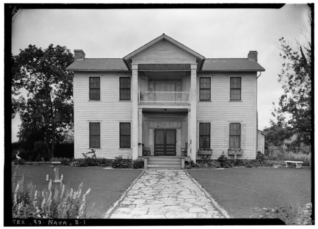 Collins-Camp House, Navasota, Grimes County, TX