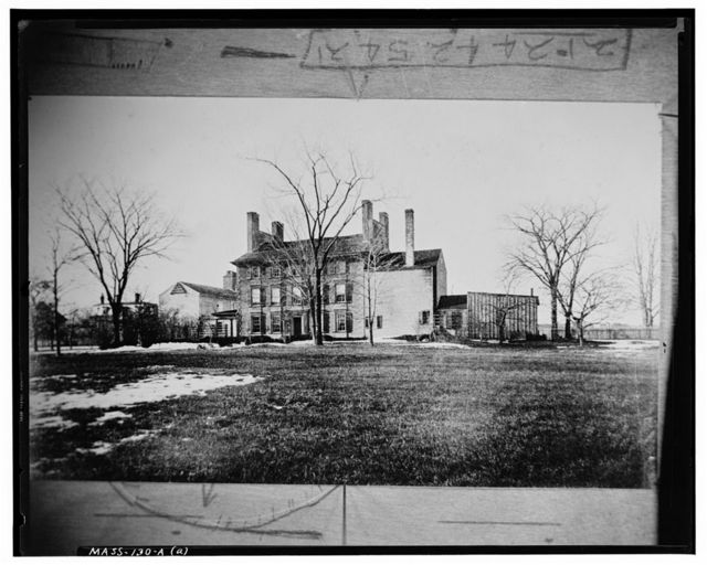 Colonel Isaac Royall House, Main Street, between George & Royall Streets, Medford, Middlesex County, MA