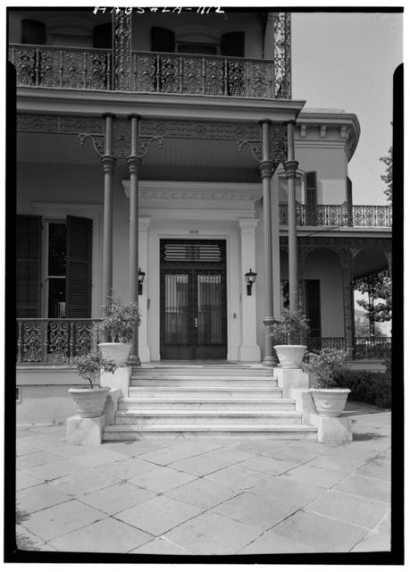 Colonel Robert Henry Short House, 1448 Fourth Street, New Orleans, Orleans Parish, LA