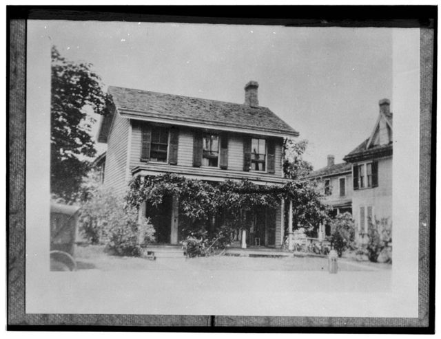 Colonel Zebulon Butler Homestead, 313 South River Street, Wilkes-Barre, Luzerne County, PA