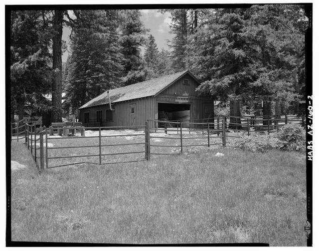 Columbine Ranger Station, Milepost 143, State Highway 336, Safford, Graham County, AZ