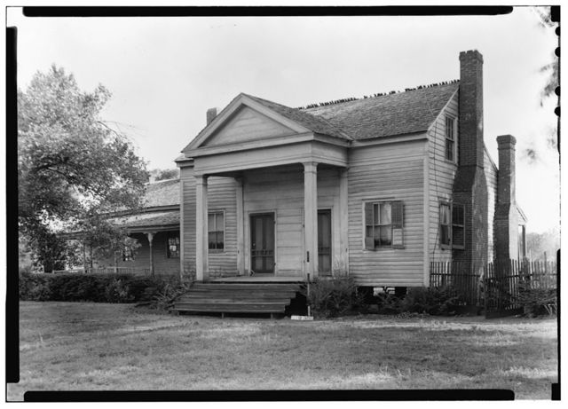 Columbus Cartwright House, Sharp Street, San Augustine, San Augustine County, TX