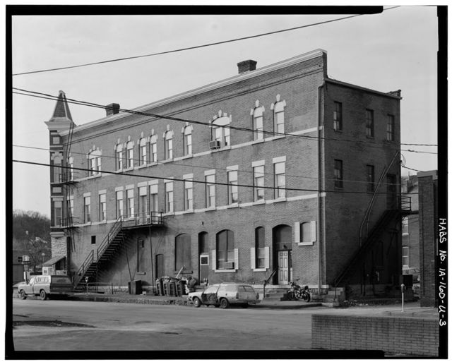 Commercial & Industrial Buildings, 504 Central Avenue, Dubuque, Dubuque County, IA