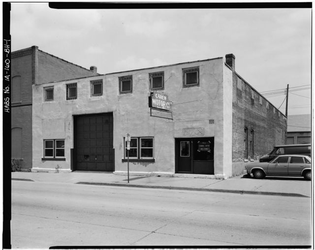 Commercial & Industrial Buildings, 56 Main Street, Dubuque, Dubuque County, IA
