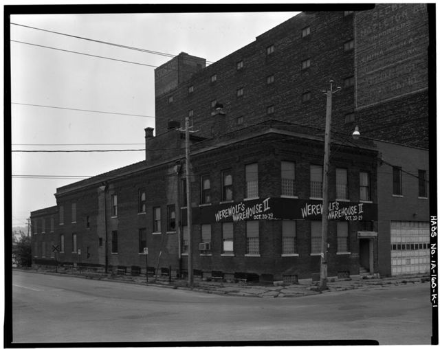 Commercial & Industrial Buildings, Armour & Company Meat Packing Plant, 298 Iowa Street, Dubuque, Dubuque County, IA