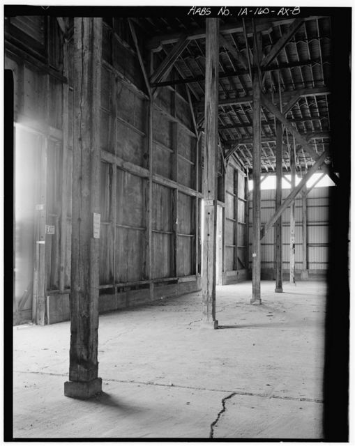 Commercial & Industrial Buildings, Carr, Ryder & Adams Company, Lumber Warehouses, Eleventh & Pine Streets, Dubuque, Dubuque County, IA