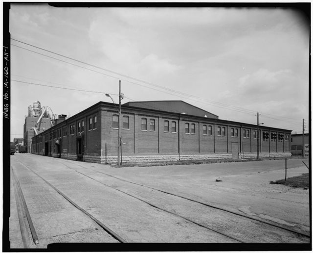 Commercial & Industrial Buildings, Farley & Loetscher Manufacturing Company, Lumber Warehouse, Eighth & Washington Streets, Dubuque, Dubuque County, IA
