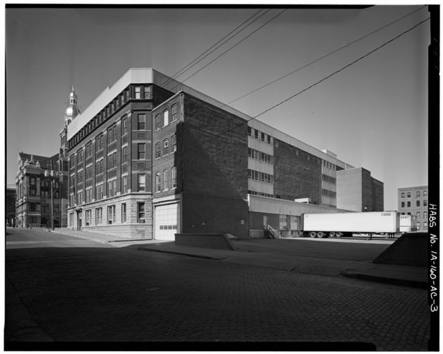 Commercial & Industrial Buildings, Farley & Loetscher Manufacturing Company, Factory II, 750 White Street, Dubuque, Dubuque County, IA