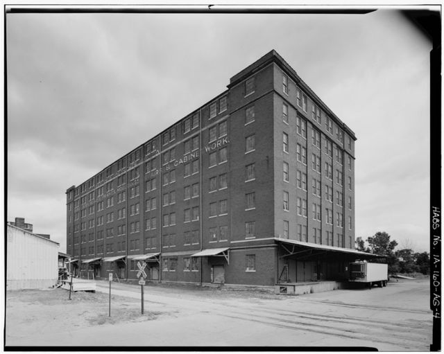 Commercial & Industrial Buildings, Farley & Loetscher Manufacturing Company, Annex, Seventh & Jackson Streets, Dubuque, Dubuque County, IA