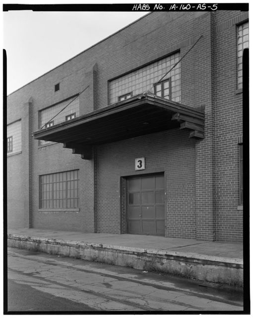 Commercial & Industrial Buildings, Klauer Manufacturing Company Factory, 301 Ninth Street, Dubuque, Dubuque County, IA