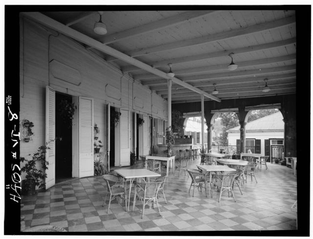 Commercial Hotel & Coffee House, 44-45 Northern Street, Charlotte Amalie, St. Thomas, VI