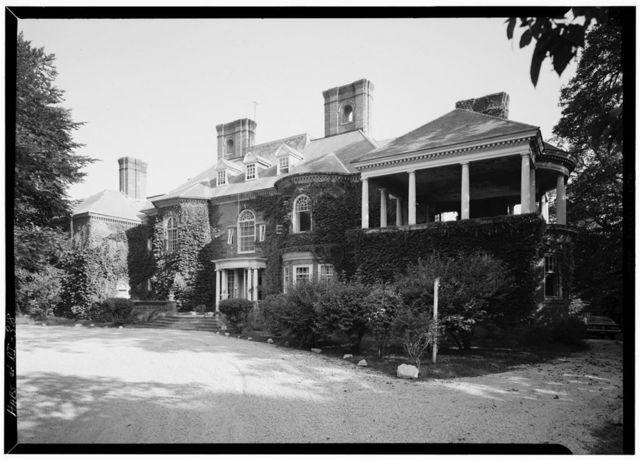 Commodore William Edgar House, 29 Old Beach Road, Newport, Newport County, RI
