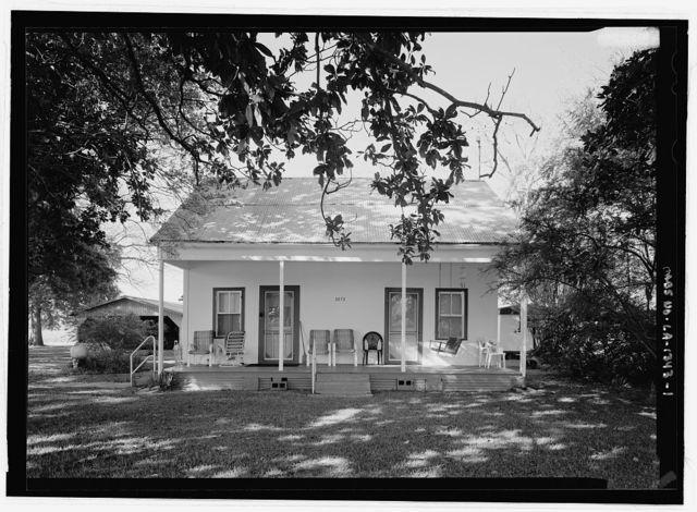 Conant-Delphin House, 3073 Louisiana State Highway 119, Natchitoches, Natchitoches Parish, LA