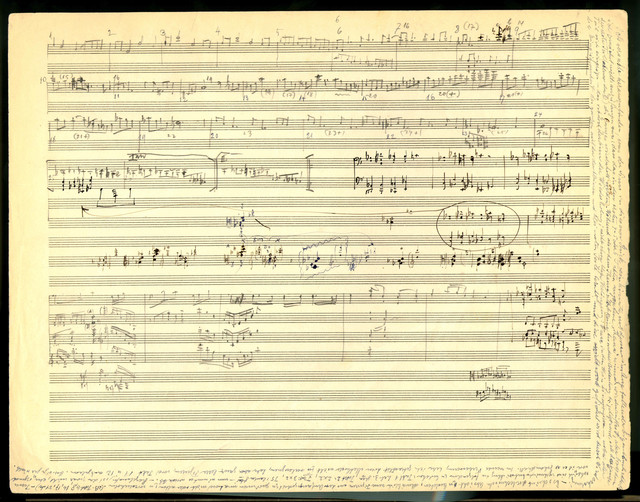 [Concerto for String Quartet and Orchestra, adapted from Handel's Concerto Grosso, op. 6, no. 7]