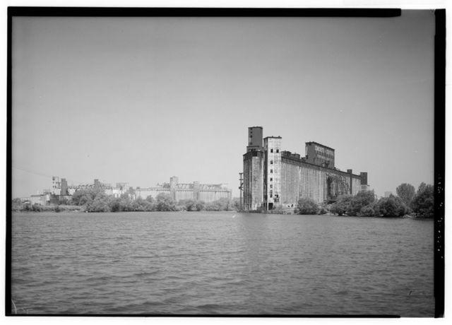 Concrete-Central Elevator, 175 Buffalo River, Buffalo, Erie County, NY