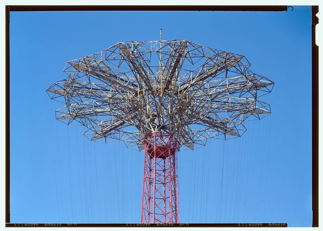 Coney Island, Parachute Jump, Coney Island, Kings County, NY