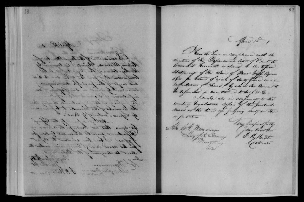 Confederate States of America records: Microfilm Reel 43