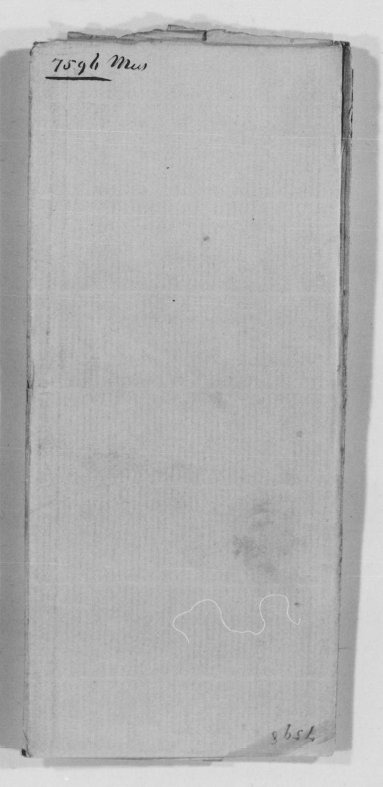 Confederate States of America records: Microfilm Reel 57