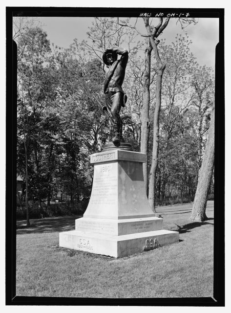 Confederate Stockade Cemetery, Johnson's Island, Sandusky, Erie County, OH
