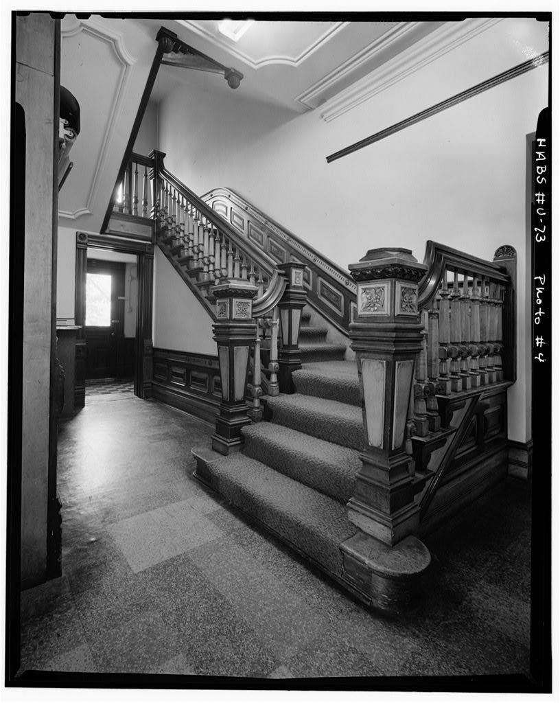 Conklin-Dern Mansion, 711 East South Temple Street, Salt Lake City, Salt Lake County, UT