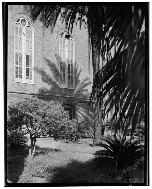 Convent of Notre Dame, 835 Josephine Street, New Orleans, Orleans Parish, LA