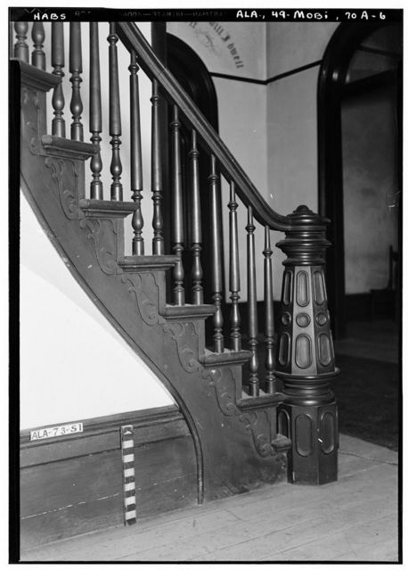 Convent of the Visitation, Section A, Spring Hill Avenue, Mobile, Mobile County, AL
