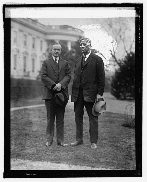 Coolidge & J.G. Sargent, 3/18/25
