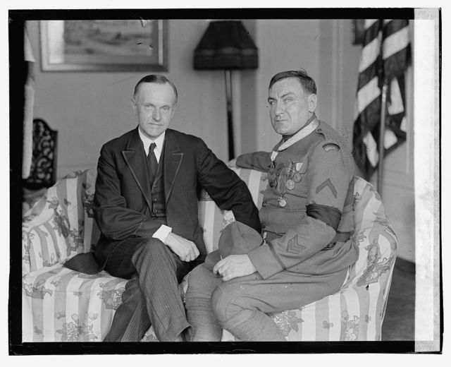 Coolidge & Sgt. Michael A. Donaldson, 8/9/23