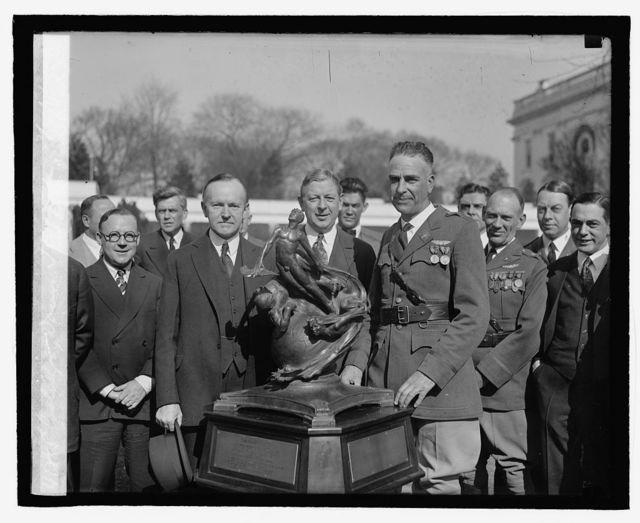 Coolidge, Davis, Hoffman, 2/7/27