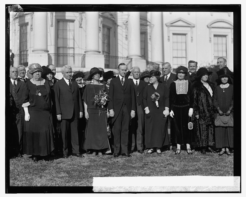 Coolidge with Rep. Nat. [...], 12/12/23