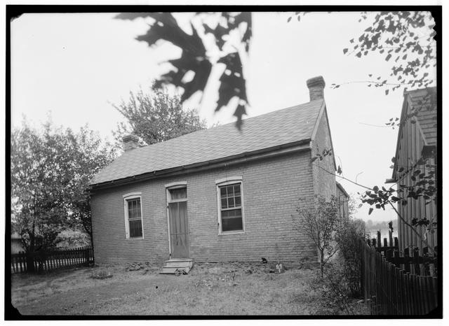 Coontz House, 906 South Main Street, Saint Charles, St. Charles County, MO