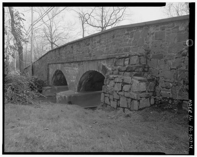 Core Creek County Bridge, Spanning Core Creek, approximately 1 mile South of State Route 332 (Newtown Bypass), Newtown, Bucks County, PA